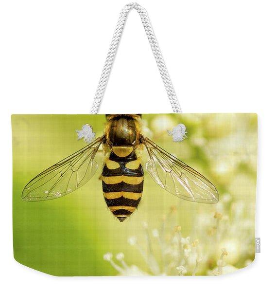 Bee Up Weekender Tote Bag