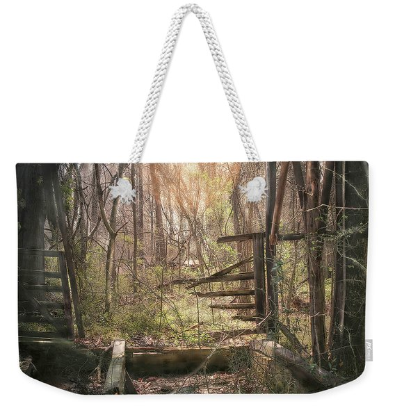 Been There Weekender Tote Bag