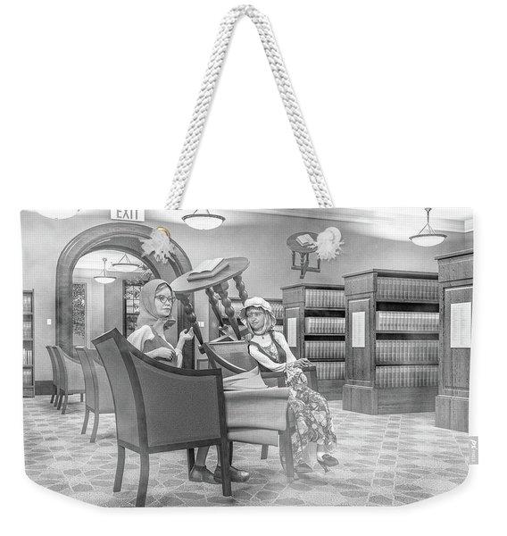 Beginning Of The Next Fairy Tale Weekender Tote Bag