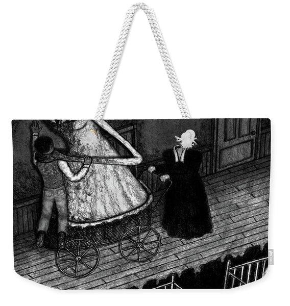 Bella The Nightmare Carriage - Artwork Weekender Tote Bag