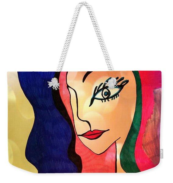 Belle Dame Weekender Tote Bag