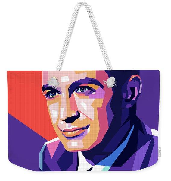 Ben Gazarra Pop Art Weekender Tote Bag