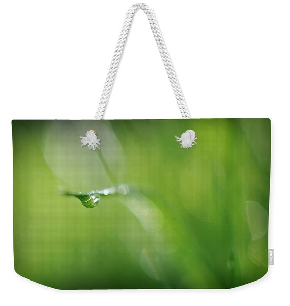 Weekender Tote Bag featuring the photograph Beneath by Michelle Wermuth