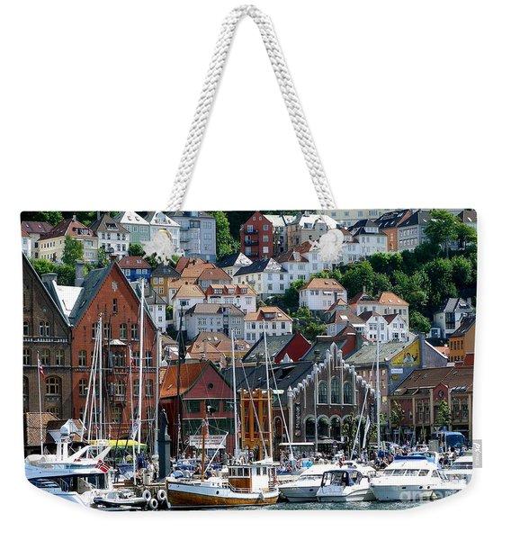 Bergen Weekender Tote Bag