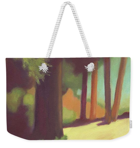 Berkeley Codornices Park Weekender Tote Bag