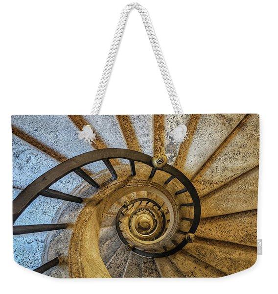 Bernini Staircase - Jo Ann Tomaselli Weekender Tote Bag