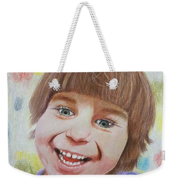 Bethany  Weekender Tote Bag