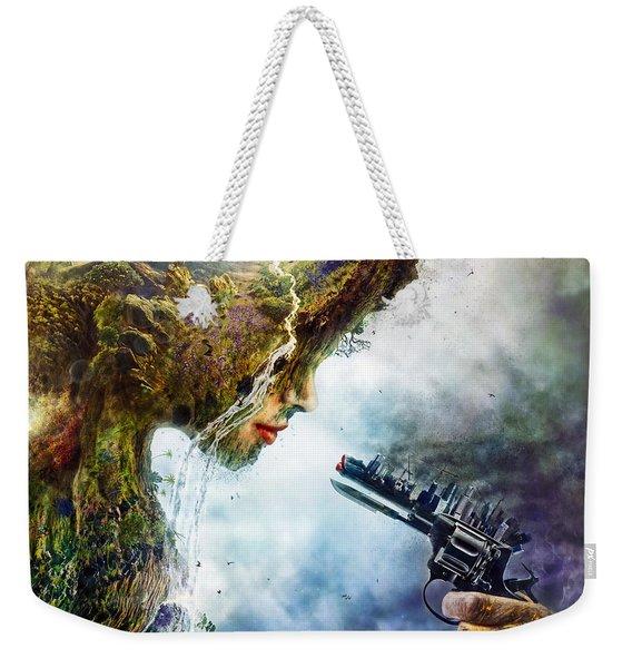 Betrayal Weekender Tote Bag