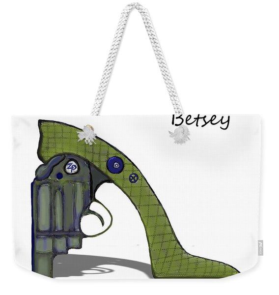 Betsey Weekender Tote Bag
