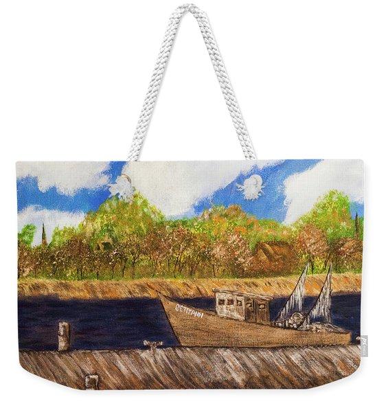 Betty Ann Weekender Tote Bag