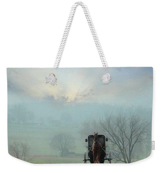 Beyond The Horizon Weekender Tote Bag