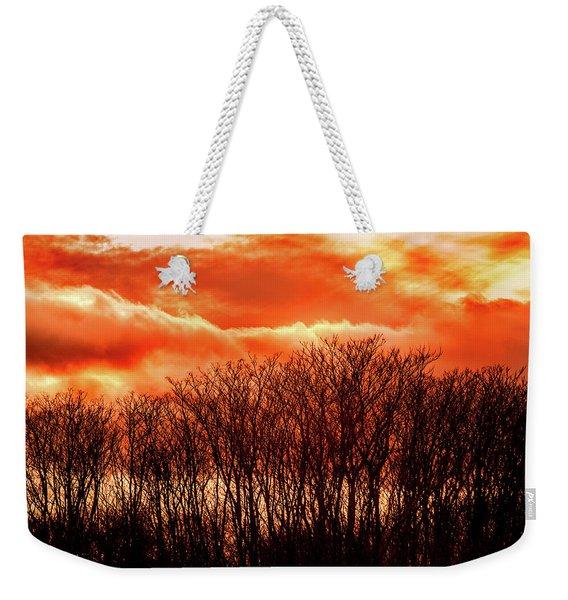 Bhrp Sunset Weekender Tote Bag