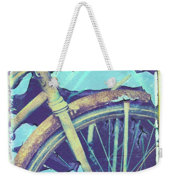 Bike 1 Weekender Tote Bag