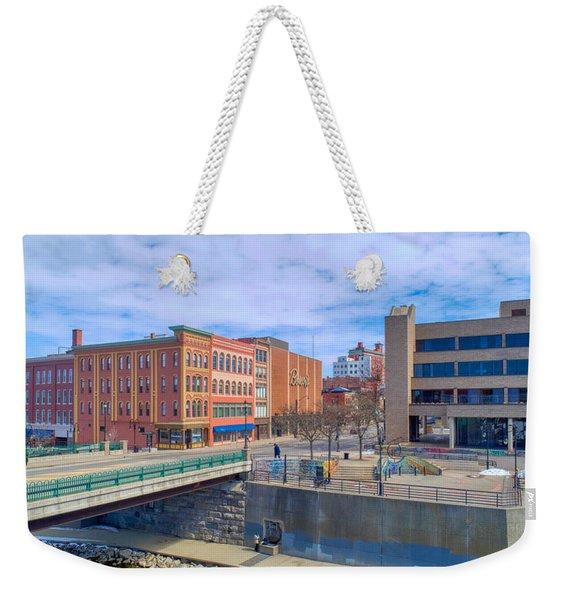 Binghamton Art Weekender Tote Bag