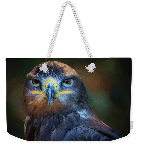 Birds - Lord Of Sky Weekender Tote Bag