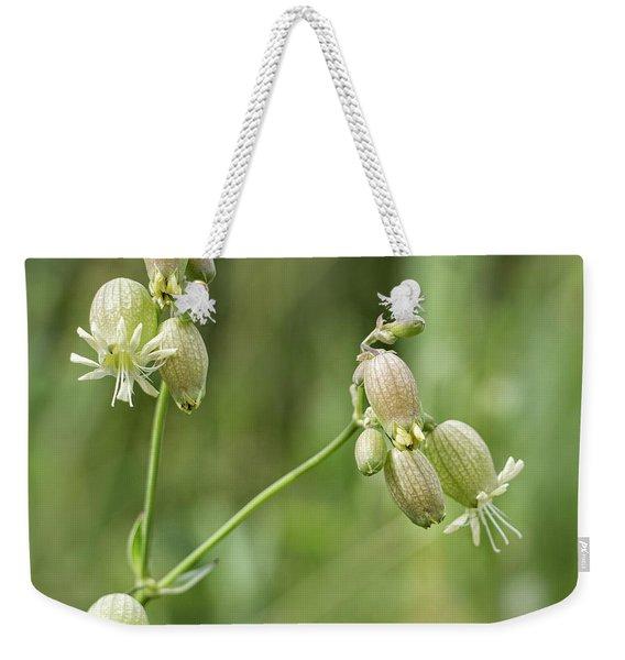 Blaasjeskruid Weekender Tote Bag