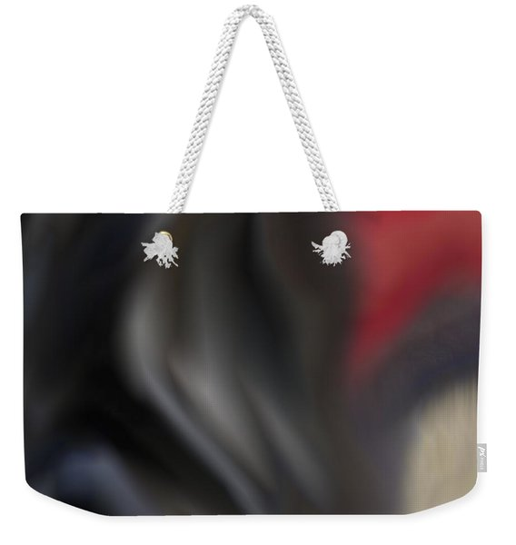 Black Dog 2 Weekender Tote Bag