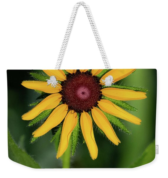 Black Eyed Susan Weekender Tote Bag