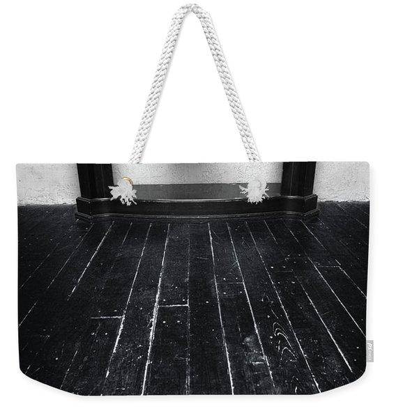 Black Shoes #9397 Weekender Tote Bag