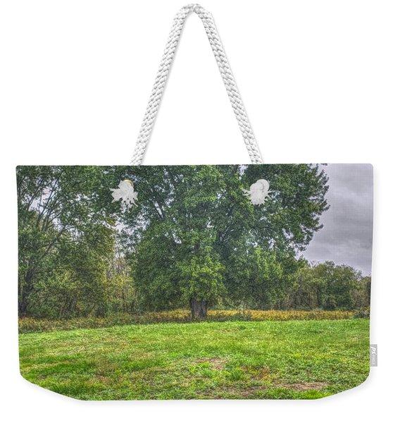 Blacklick Circle Earthwork Weekender Tote Bag