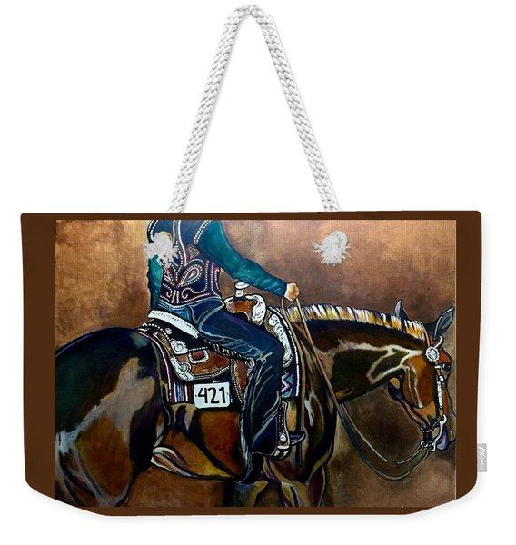 Bling My Ride Weekender Tote Bag