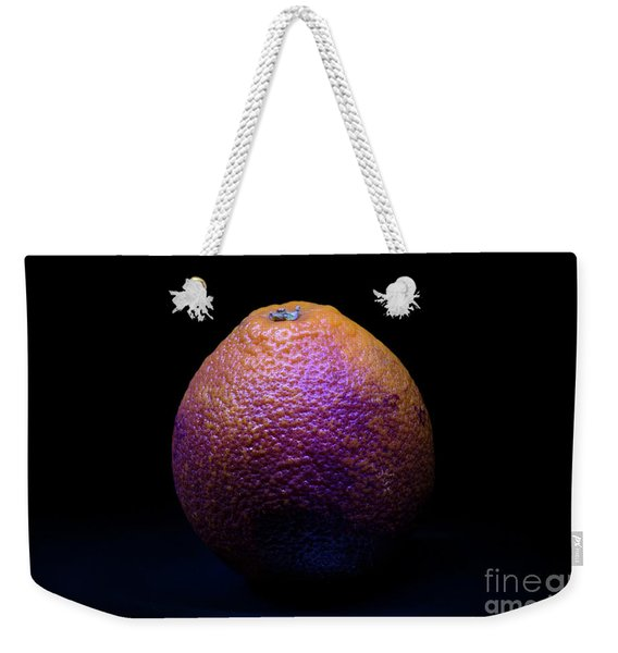 Blood Orange Weekender Tote Bag