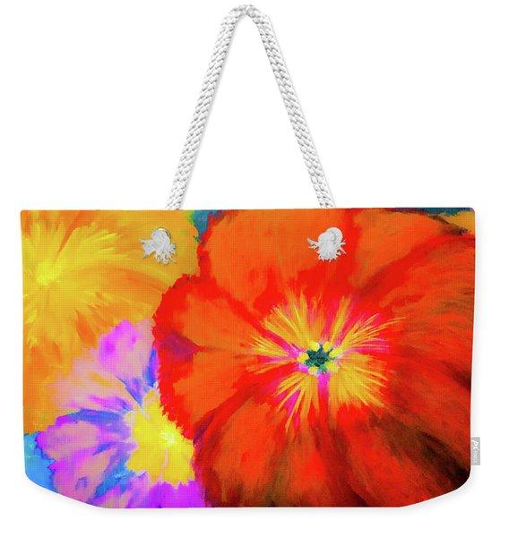 Bloom 2 Weekender Tote Bag