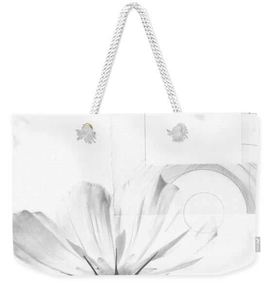 Bloom No. 7 Weekender Tote Bag