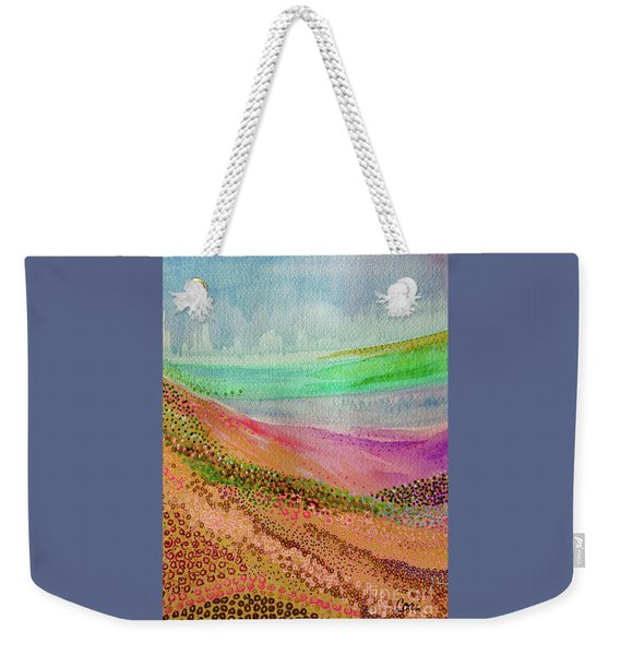 Blooming 1001 Weekender Tote Bag