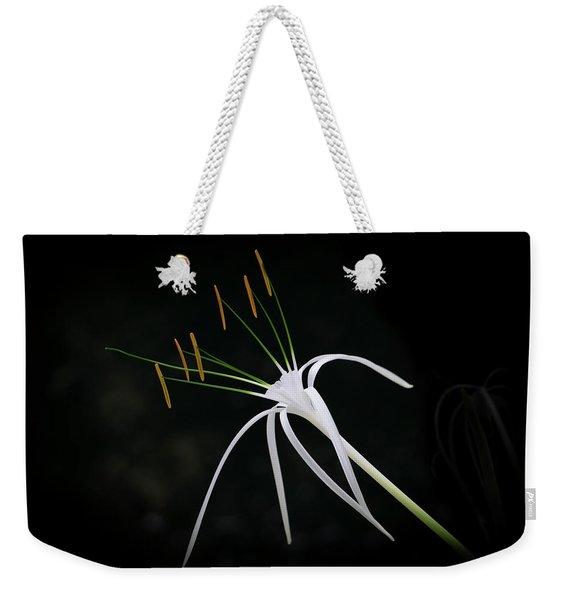 Blooming Poetry 2 Weekender Tote Bag