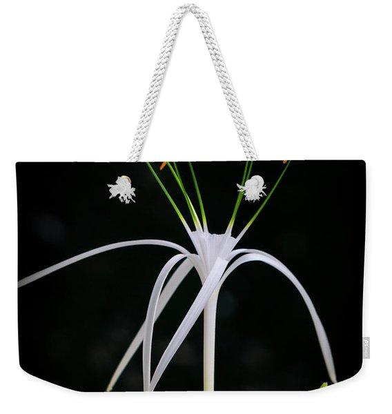 Blooming Poetry 3 Weekender Tote Bag