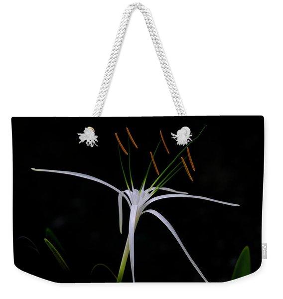 Blooming Poetry Weekender Tote Bag