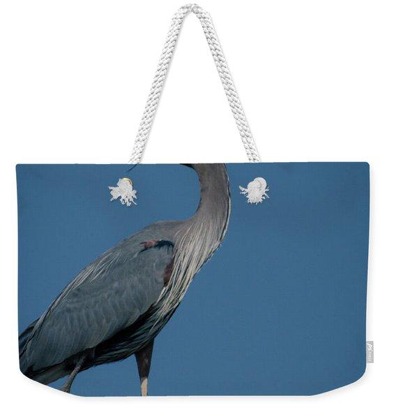Blue Heron 2011-0322 Weekender Tote Bag