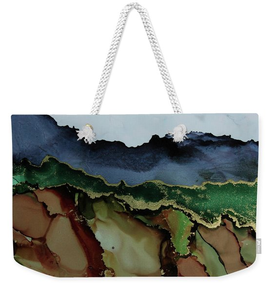 Blue Mountains I Weekender Tote Bag