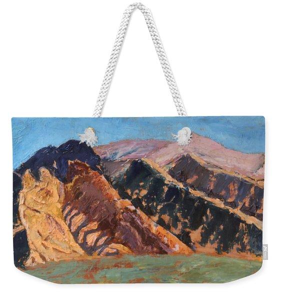 Blue Sky Canigou Weekender Tote Bag