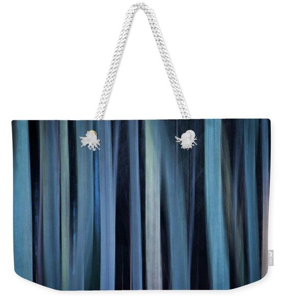Blue Trees 1 Weekender Tote Bag