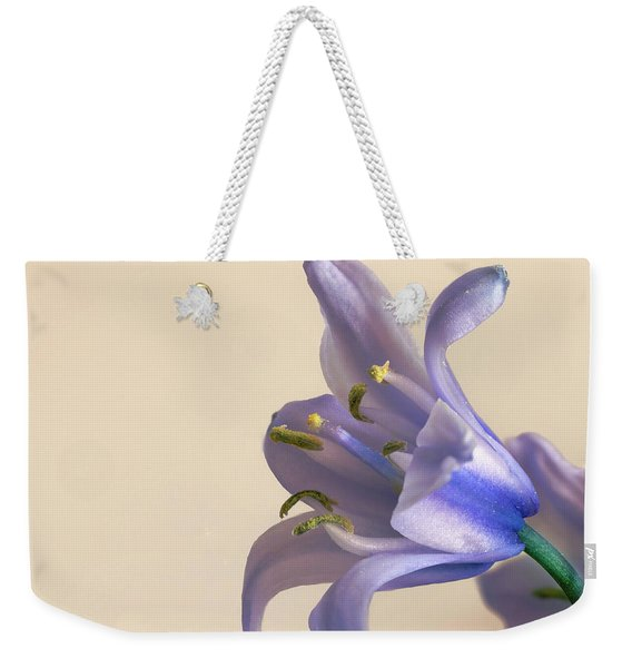 Bluebell Flower  Weekender Tote Bag
