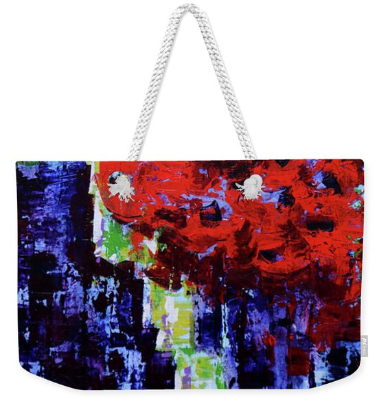 Blurry Vision  Weekender Tote Bag