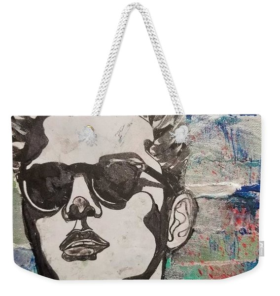 Just Like The Clouds Weekender Tote Bag