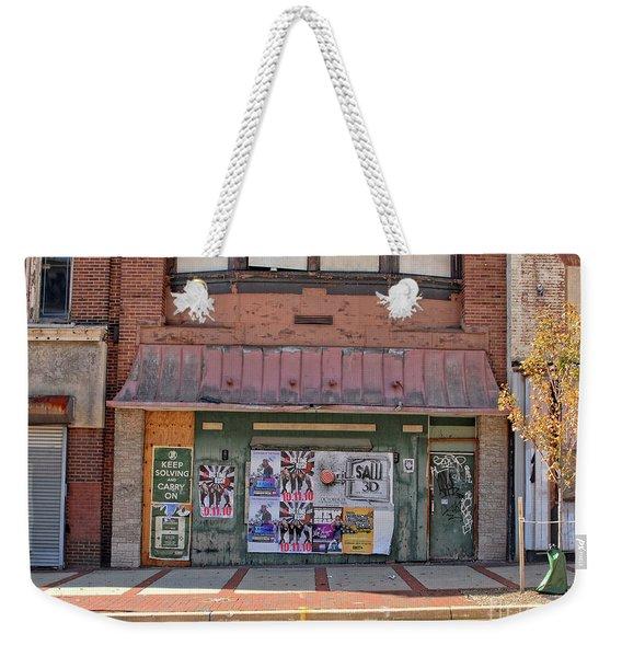 412 N. Howard Street Weekender Tote Bag