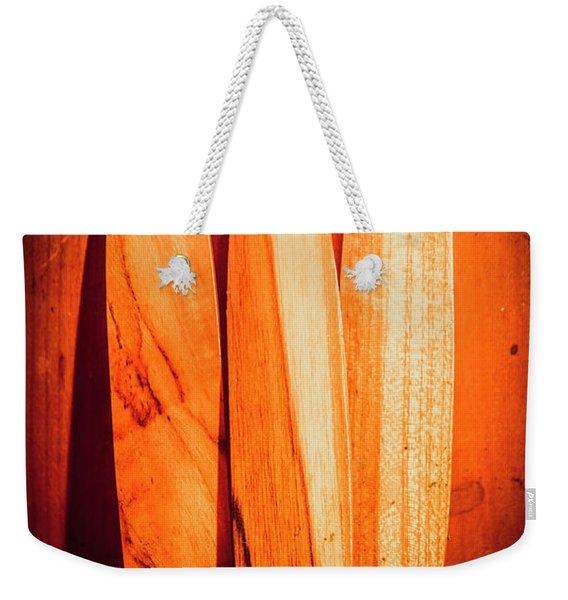 Boarding House Weekender Tote Bag