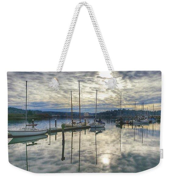 Boardwalk Bliss Weekender Tote Bag