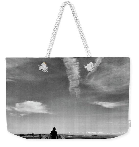 Boardwalk Boogie Weekender Tote Bag