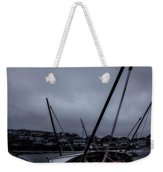 Boats Weekender Tote Bag