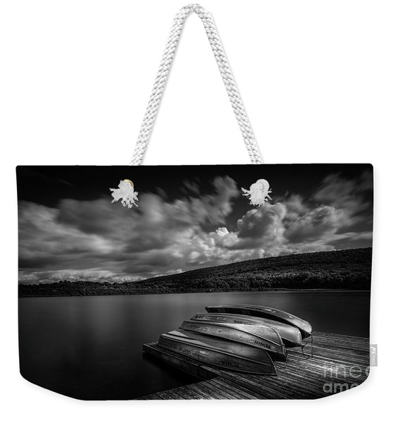 Boats For Rent Weekender Tote Bag
