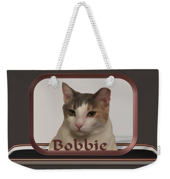 Bobbie Weekender Tote Bag