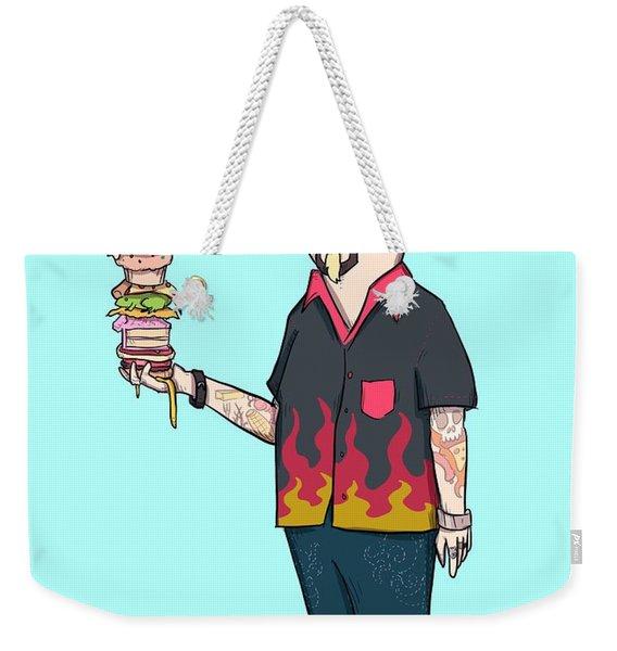 Bobby Fieri  Weekender Tote Bag