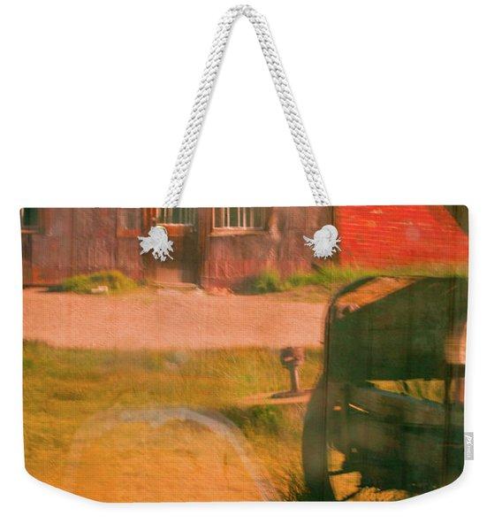 Bodie 4 Weekender Tote Bag