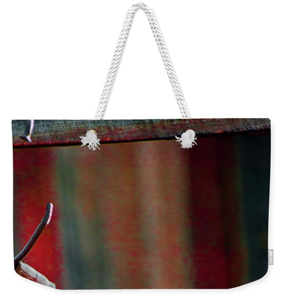 Weekender Tote Bag featuring the photograph Bodie 52 by Catherine Sobredo