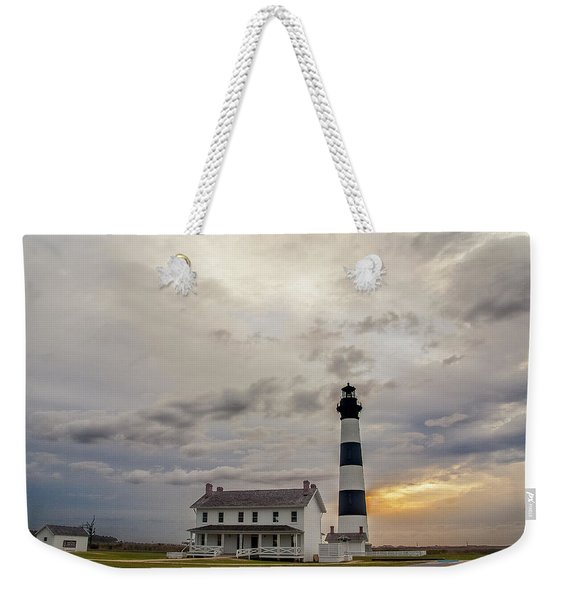 Bodie Island Lighthouse No. 2 Weekender Tote Bag